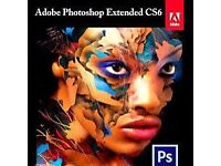 Adobe Photoshop CS6 Extended Windows