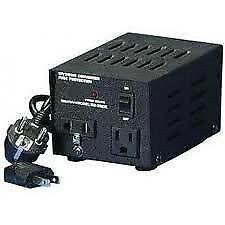 Voltage Transformer 100/200/500/1000/1500/2000Watts Step up/dow