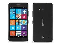 Lumia 640 smartphone, as new condition, under warranty, £90