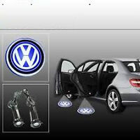 VOLKSWAGEN LOGO LASER GHOST PAIR HIGH POWER LED PROJECTOR