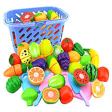 Kids 30 PC fruits and vegetables toys