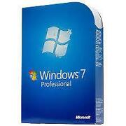 Windows 7 Professional LICENCE