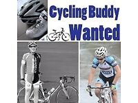 Cycling buddy wanted