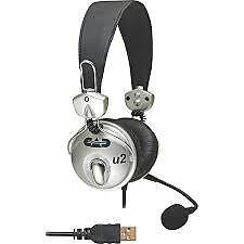 CAD Audio U2 USB Stereo Headphone with Mic