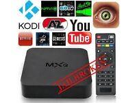 Android TV Box Fully Loaded Kodi 16.1 Live sports, Movies, TV, XXX