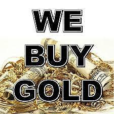 WE BUY GOLD BEST PRICE IN TOWN / ACHETONS OR AU MEILLEUR PRIX EN VILLE