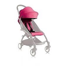 Babyzen Yoyo+ 6 months+ colour pack - pink