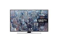 "Samsung 48"" smart 4k ultraHD LED Tv wi-fi Apps Boxed"