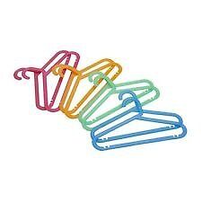 Bold and Beautiful Childrens Clothes Hangers