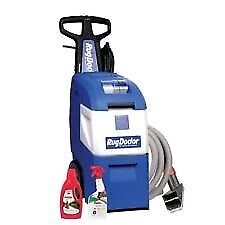 Rug Doctor X3 Professional Carpet Cleaner Used only 3 times.