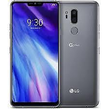 BRAND NEW SEALED LG G7 ThinQ Platinum Grey UNLOCKED /w 1 year LG WARRANTY $775 FIRM
