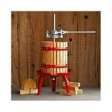 Wanted - Fruit Press and Grinder