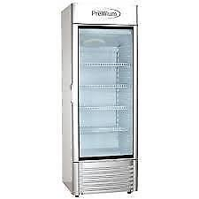 9.0 cu. ft. Single Door Merchandiser Refrigerator -- Great For Commercial or Personal use!