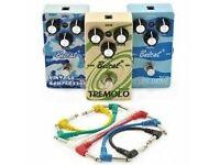Blues guitar pedals £45
