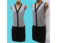 next linen dresses