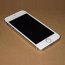 iphone 5s white and sliver