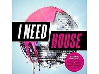 I Need House 2017 CD (Various Artists)
