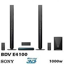 Sony BDVE4100 3D Blu-ray 5.1ch Home Cinema System (Excellent Condition)- £120 ono