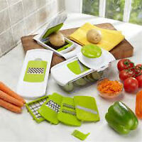 NEW in box cooking stuff all in 1 chopper and mandolin All-in-on
