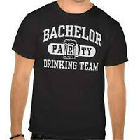 Customize Bachelor Party T-shirt