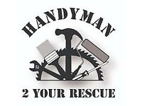 Professional handyman for all your needs,
