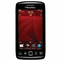 BlackBerry Torch 9850-Brand new factory unlocked, touch screen
