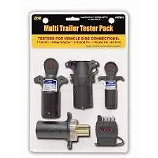 Mac Tools Multi Trailer Circuit Tester Pack