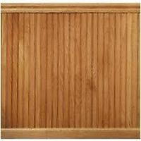 OAK WAINSCOTTING