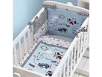 New Crib bedding set RRP £29