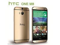 Only 3 month used HTC ONE M8 32gb AMBER GOLD £350