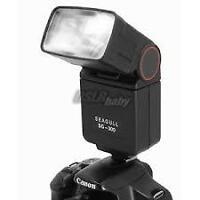 Universal Hot Shoe Camera Flash
