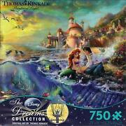 Thomas Kinkade Disney Puzzle