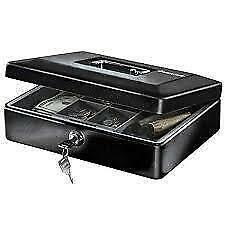 SentrySafe 12 Cash Box Safe $20