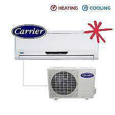 CARRIER 2.1KW TO 9.2KW REVERSE CYCLE SPLIT SYSTEMS FROM $575 Caboolture Caboolture Area Preview