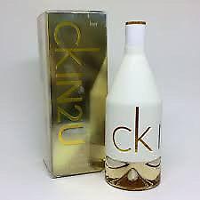Calvin Klein CKIN2U for Her Eau de Toilette Spray - 150 ml Full bottle.