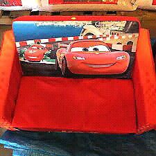 Cars pull out couch