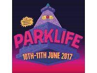 Parklife Tickets