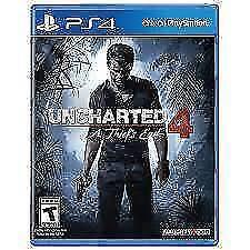 PS4 games- see description