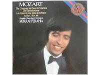 Mozart complete Piano Concertos. Murray Perahia