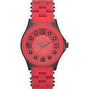 Marc Jacobs Watch Red