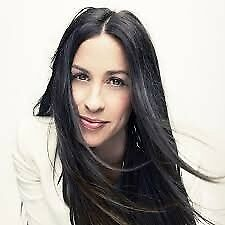 2 x Alanis Morissette VIP package 7th July Eventim Apollo London tickets ticket in hand