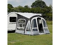 Kampa Fiesta Air Pro 350 Caravan Awning super quick to erect for sale  Herne Bay, Kent