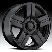 Professional Rim Painting: $450.00 - Bring Your Rims Now