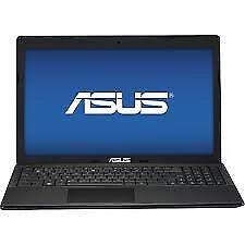 NEW* ASUS X55A LAPTOP 15.6 4GB RAM 500GB HD DUAL CORE WEBCAM CD/DVD HDMI 12 MTHS HP WARRANTY