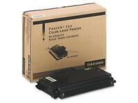 Tektronix Phaser 750 Color Laser Printer Black Toner Cartridge