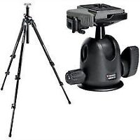 Manfrotto 190 XPROB tripod with 488RC2 head