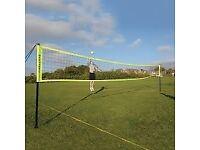 Sportset Outdoor Volleyball Net