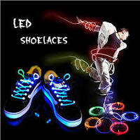 LED SHOE LACES NEW SALE GREAT PRICE!!