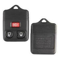 Entry Key Remote Fob Shell Case Pad for Ford Transit