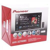Pioneer, Bluetooth, DVD DCA IPOD, IPHONE ...,Garante un ans